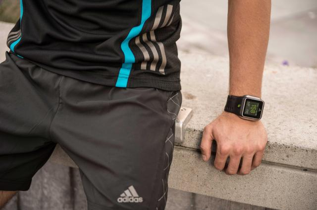adidas smart run watch