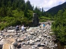 so fun seeing Wonderland thru-hikers