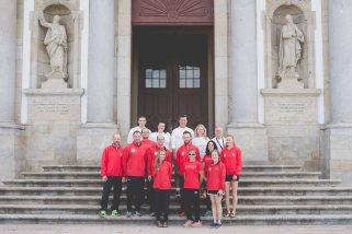 Team Canada! Photo credit goes to our team pro photographer Daniella Barreto