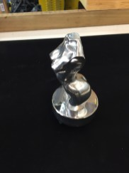 buste femme fonderie aluminium