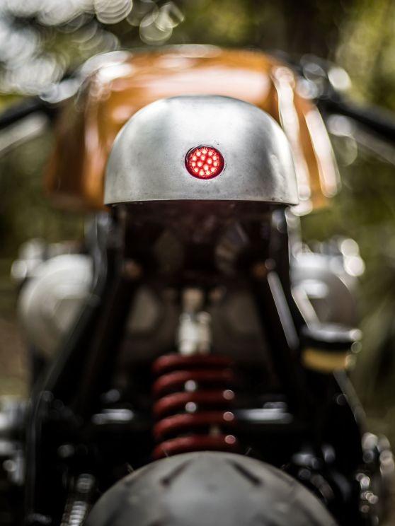Honda cb 1300 café racer Run Iron Works