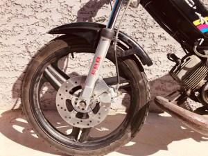 kit frein a disque de mobylette