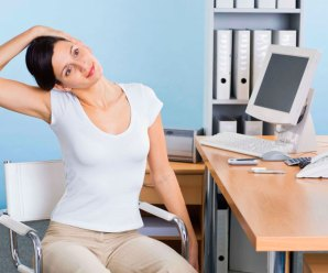 Как улучшить здоровье на работе и в пути?