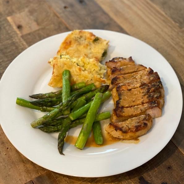 mustard-glazed pork-chops