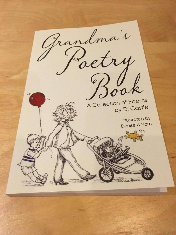 Grandma's Poetry Book