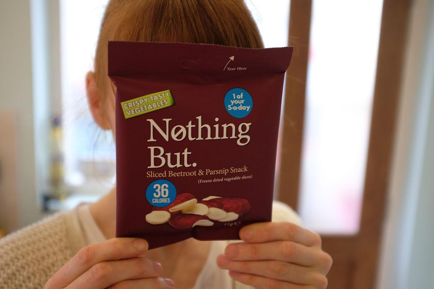 Nothing But Healthy Snacks – REVIEW