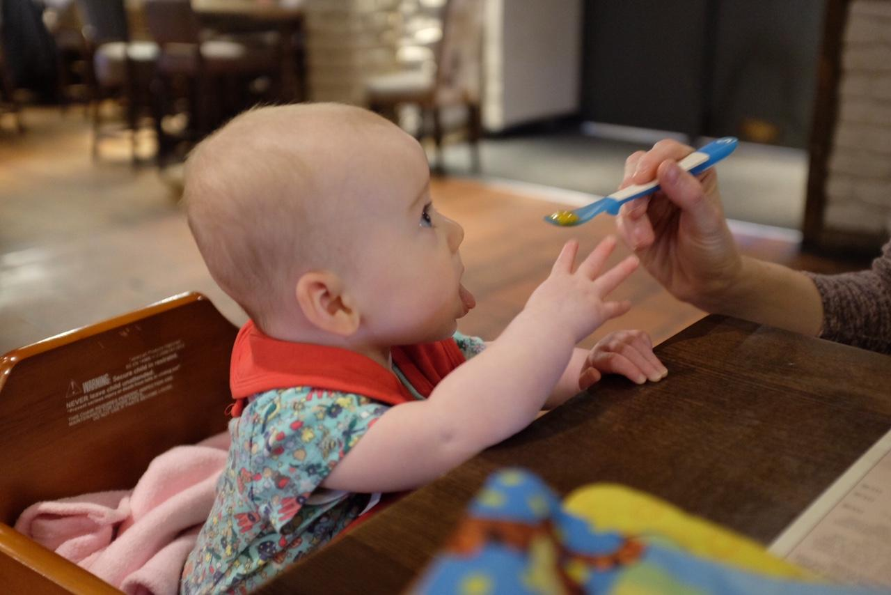 10 Things I'd Forgotten About WEANING