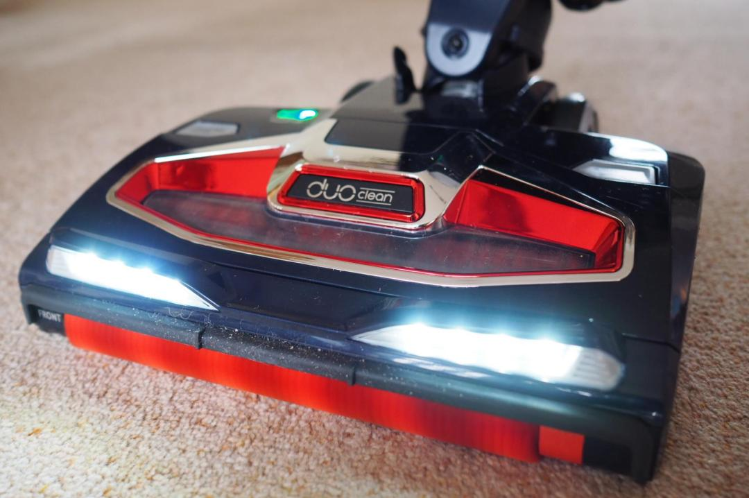 Shark DuoClean with Powered Lift Away True Pet NV801UKT Bagless Upright Vacuum Cleaner