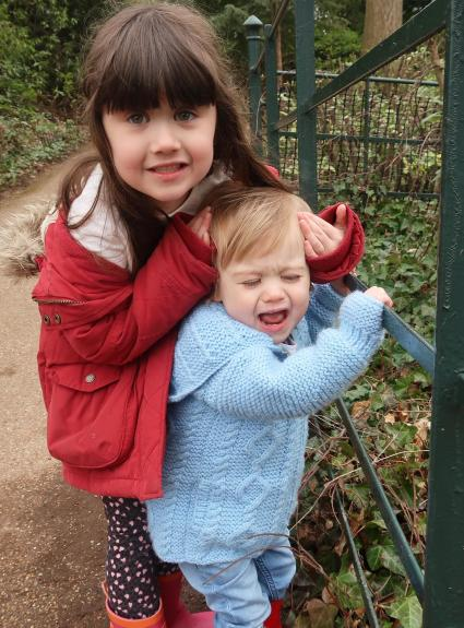 My Mini Me – it's not all it's cracked up to be!!