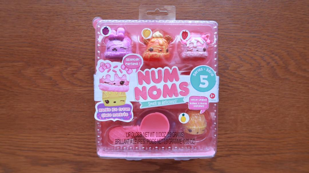 Num Noms Series 5 marble ice cream starter pack