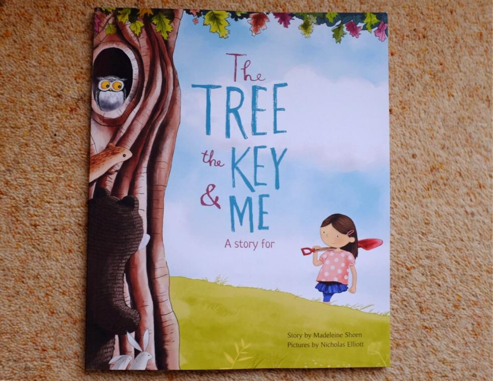 Librio The Tree, The Key and Me Book