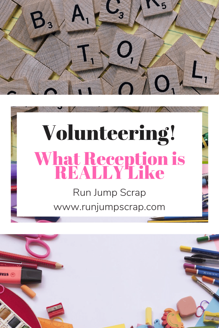 Volunteering! What reception is really like