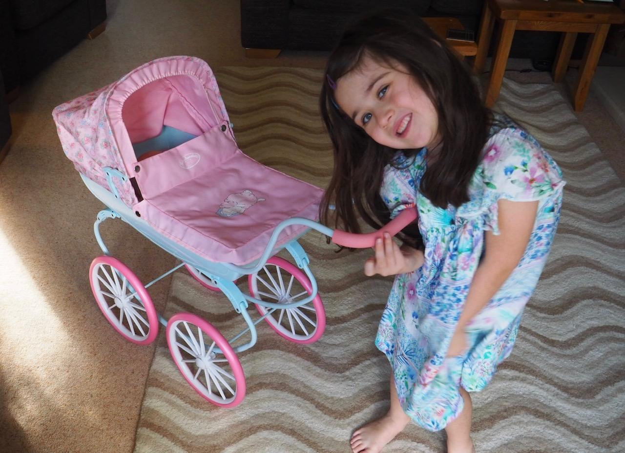 Baby Annabell Carriage Pram – REVIEW