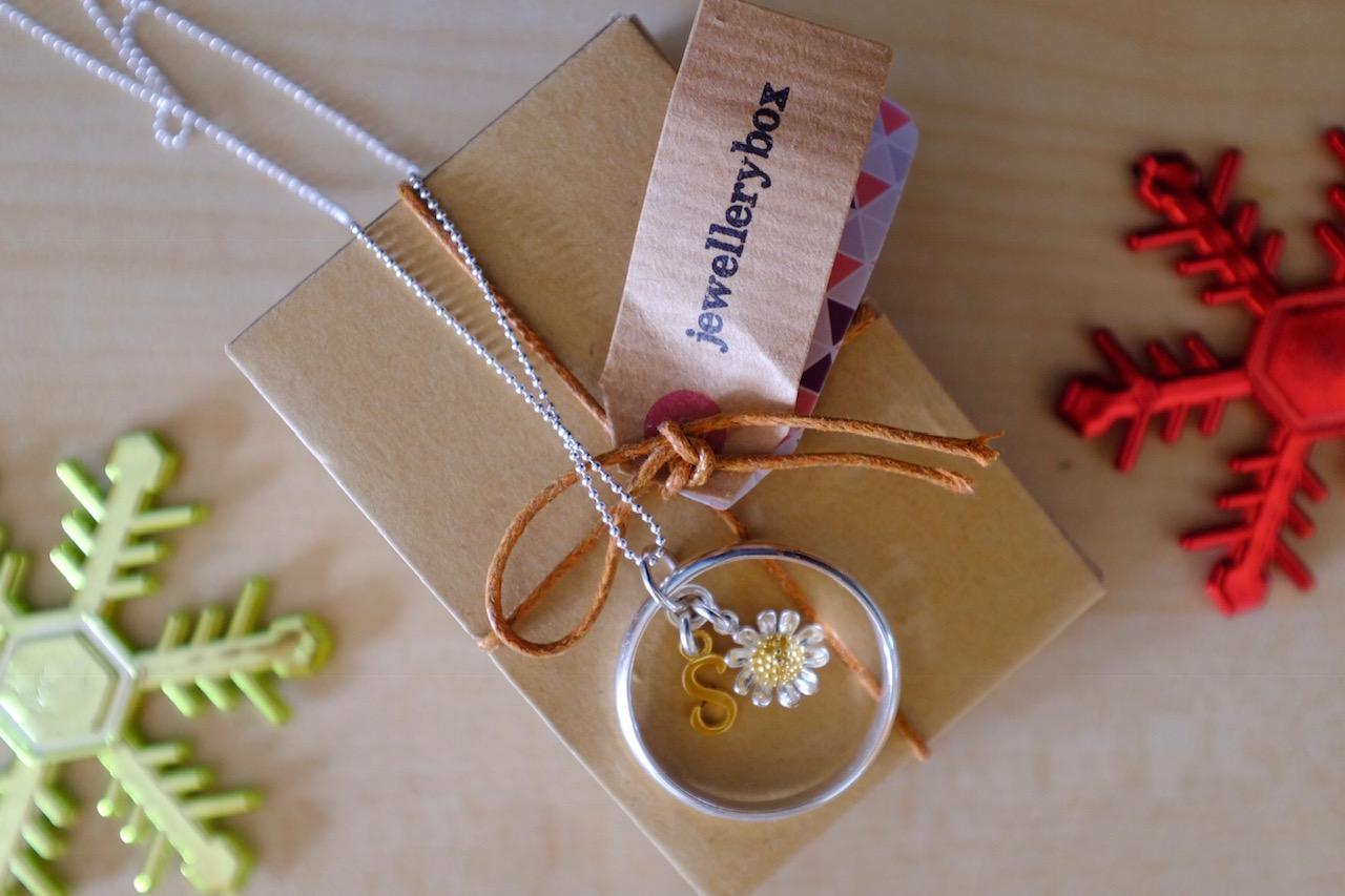 necklace from jewellery box