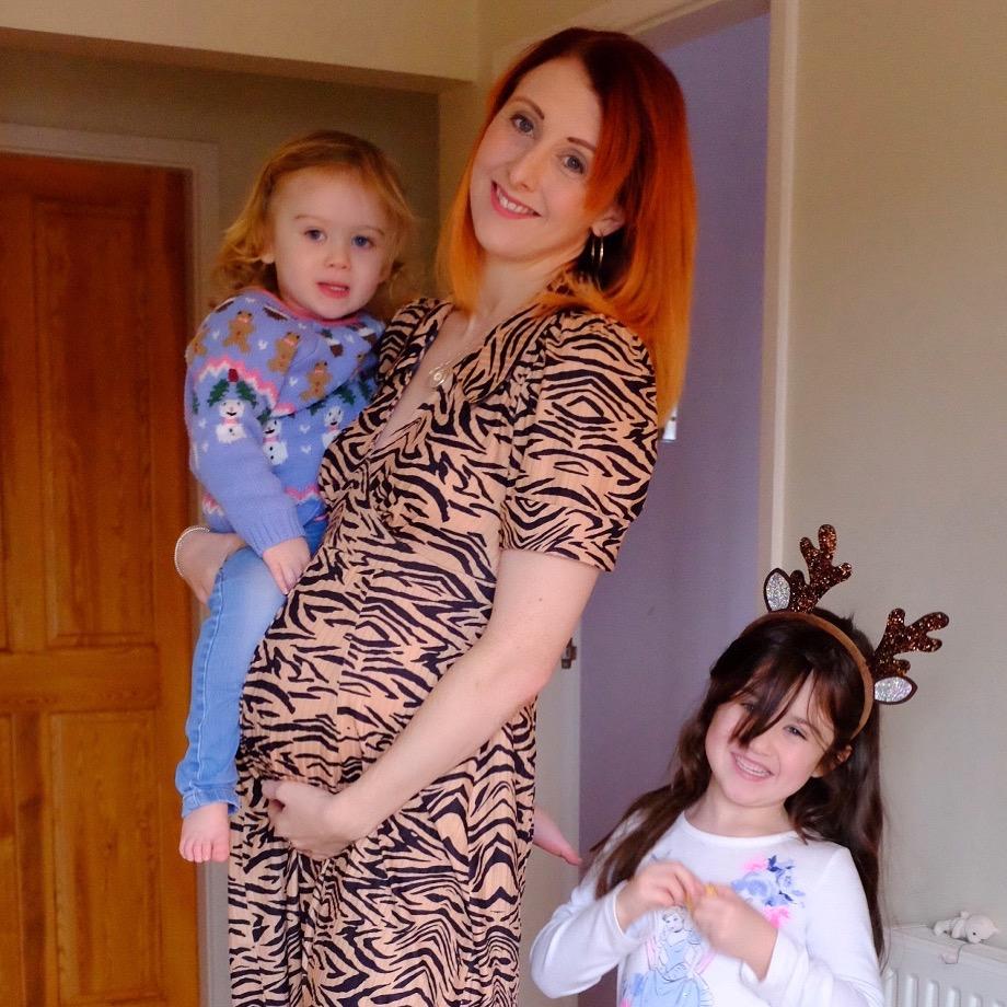 32 Weeks Pregnant – Bump Update!