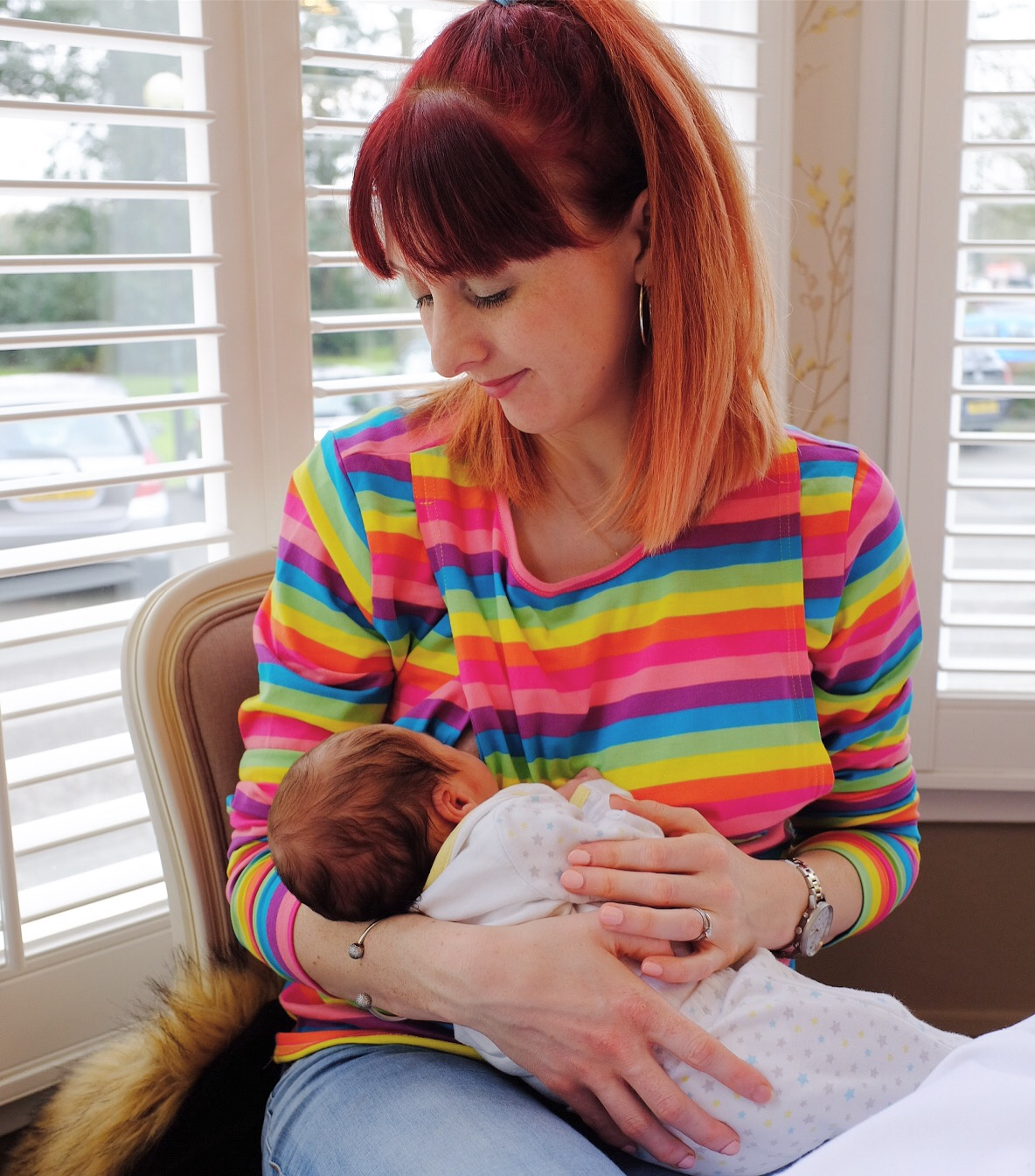 10 Things I'd Forgotten About Breastfeeding a Newborn