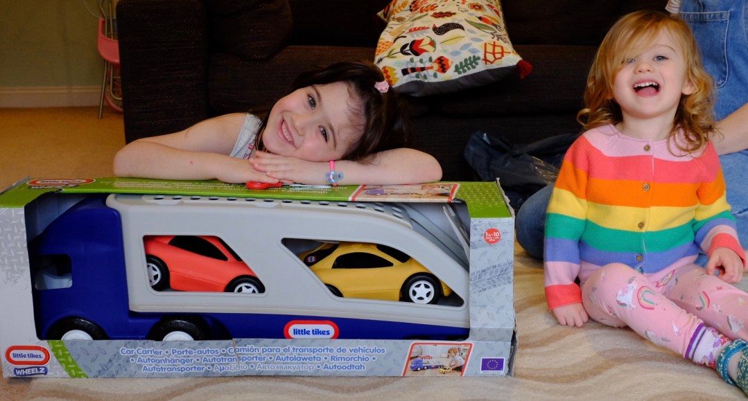 Little Tikes Big Car Carrier – REVIEW