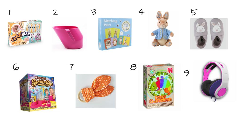 Easter Children's Gift Guide