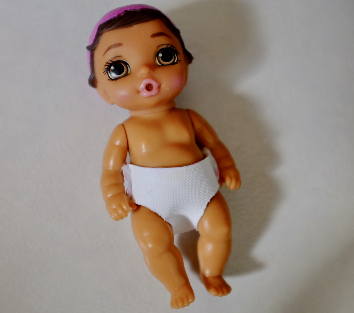 BABY doll in nappy