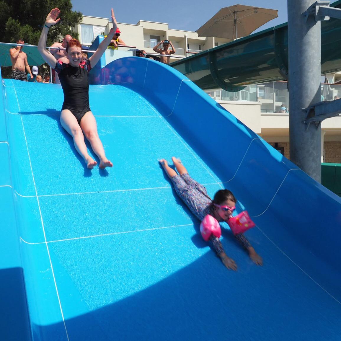 slides on Croatia