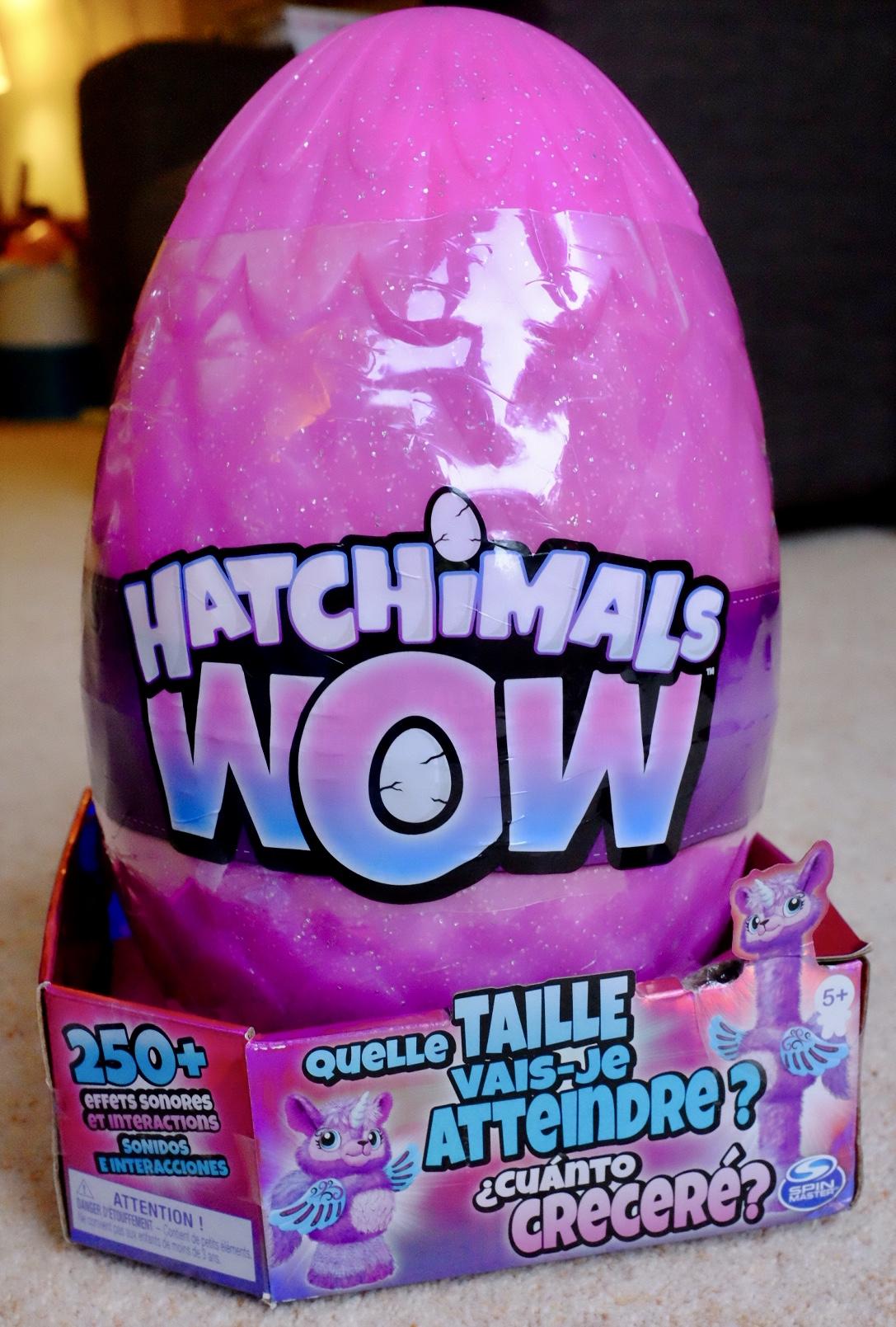 Hatchimals wow