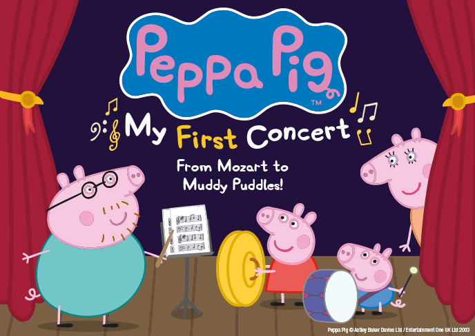 Peppa Pig: My First Concert Is Coming! PREVIEW | AD