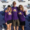 Volunteering at the local Ironman