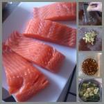 Wednesday Food Fest:: Maple Glazed Salmon