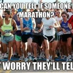 What I learned from My First Marathon, Part I