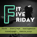 Fit Five Friday – How about a cuppa?