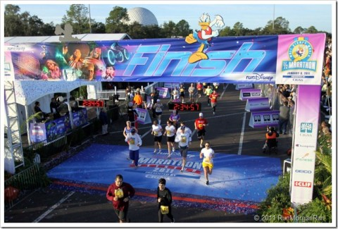 Disney Half 2011