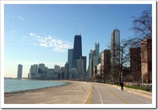 chicago-running