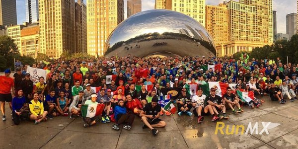 Mexican Run Chicago RunMX NRC Mexico