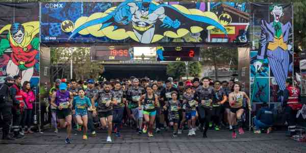 carrera batman 2019
