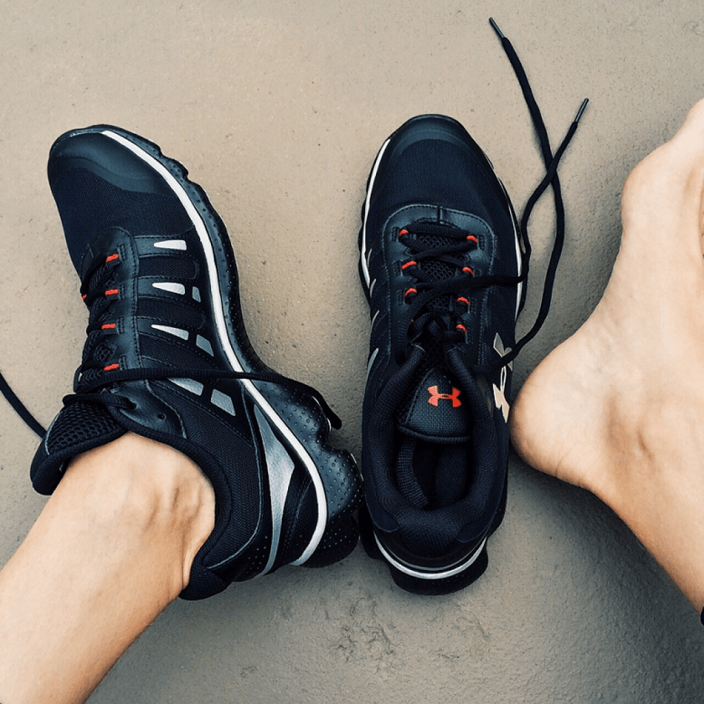 How To Tie Your Running Shoes Yes There Is A Better Way