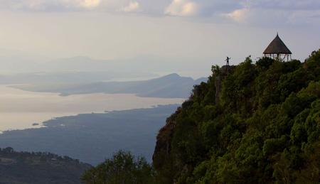 paisaje en dorze etiopía