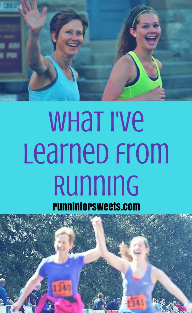 What Running Has Taught Me