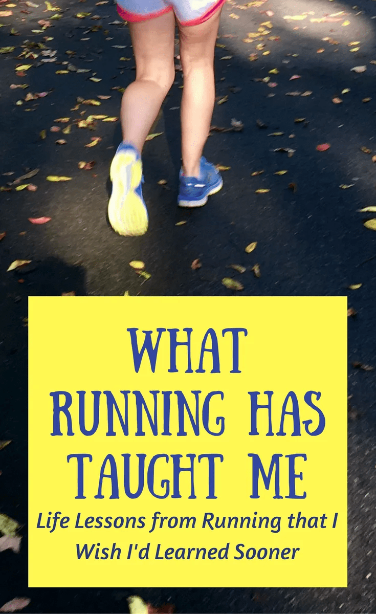 What I Learned in 5 Years of Running