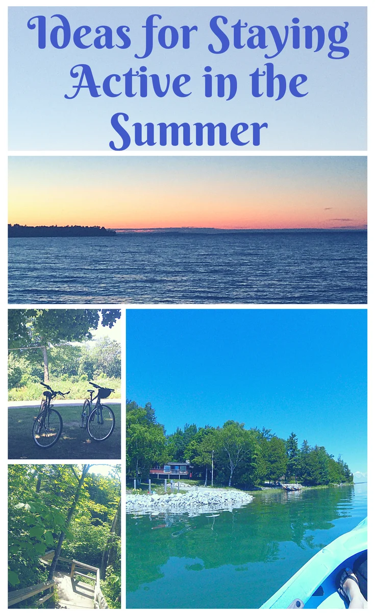Best Ways to Stay Active in the Summer