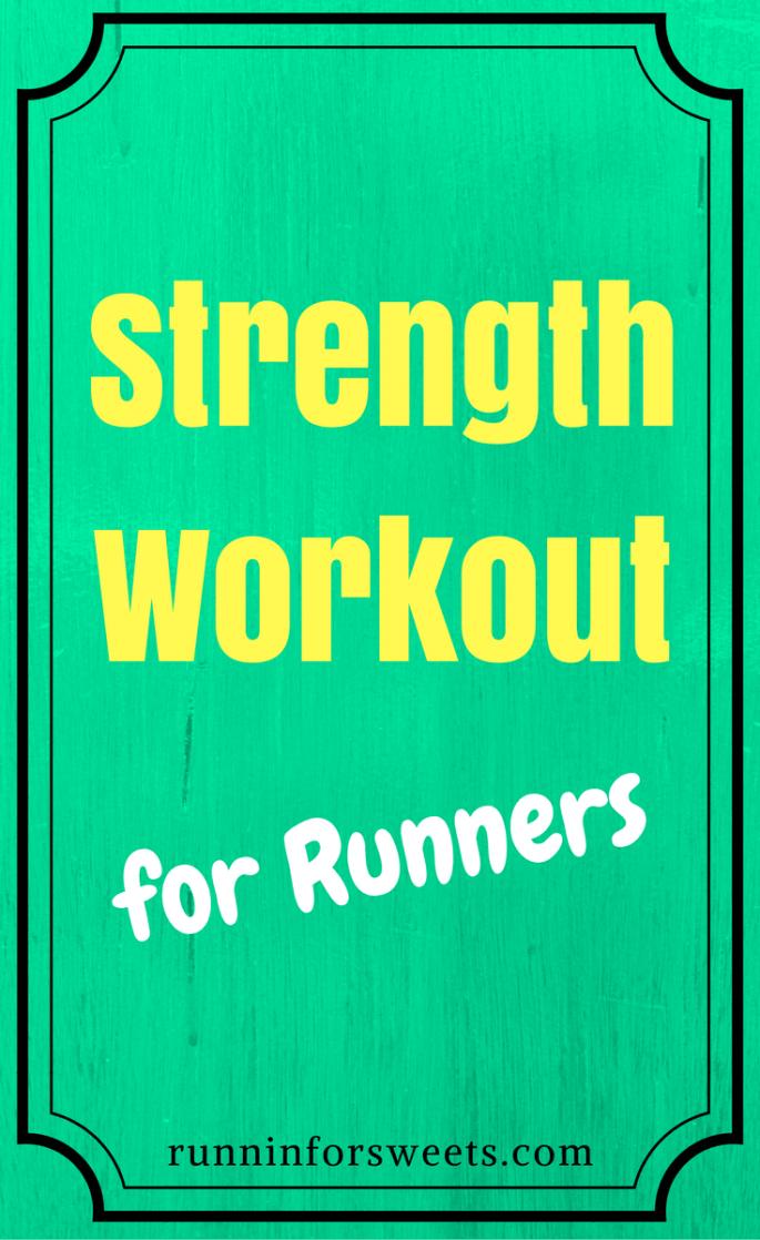 Runner's Strength Workout