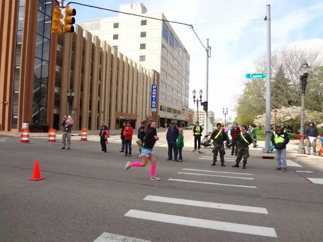 Lansing Half Marathon