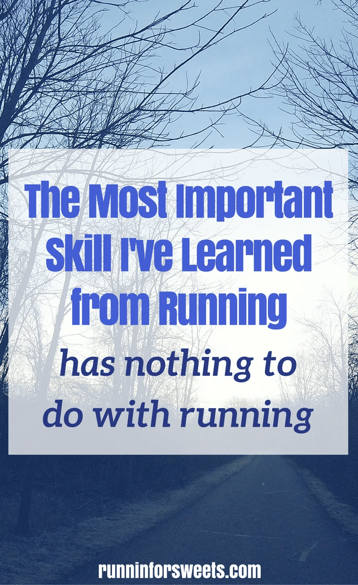 Running Taught Me to be Thankfu