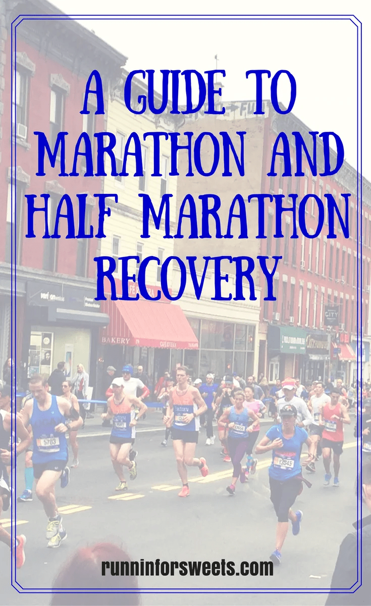 Recover from a Marathon or Half