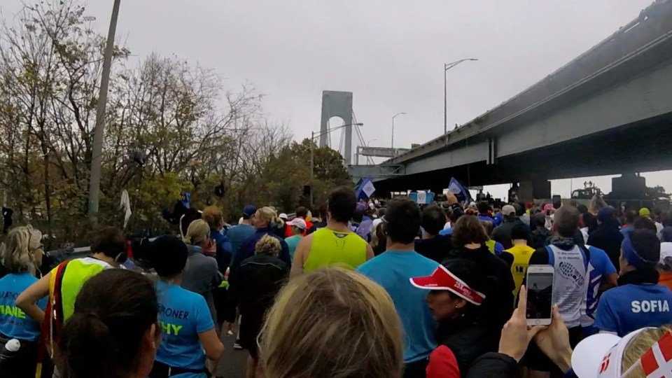 New York City Marathon Recap