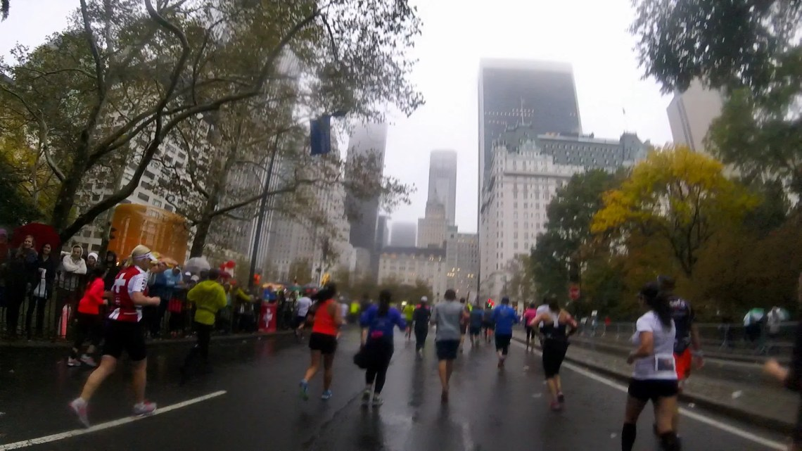 Life Wisdom Gained from Marathons