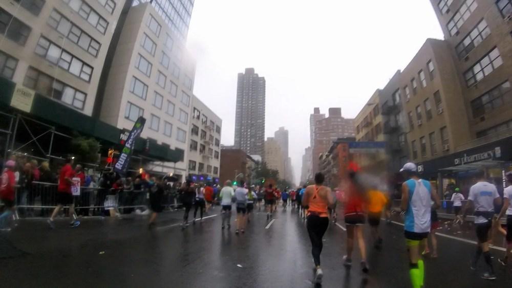 NYC Marathon 1st Avenue