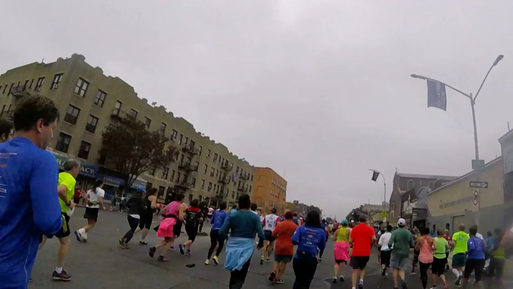 NYC Marathon Brooklyn
