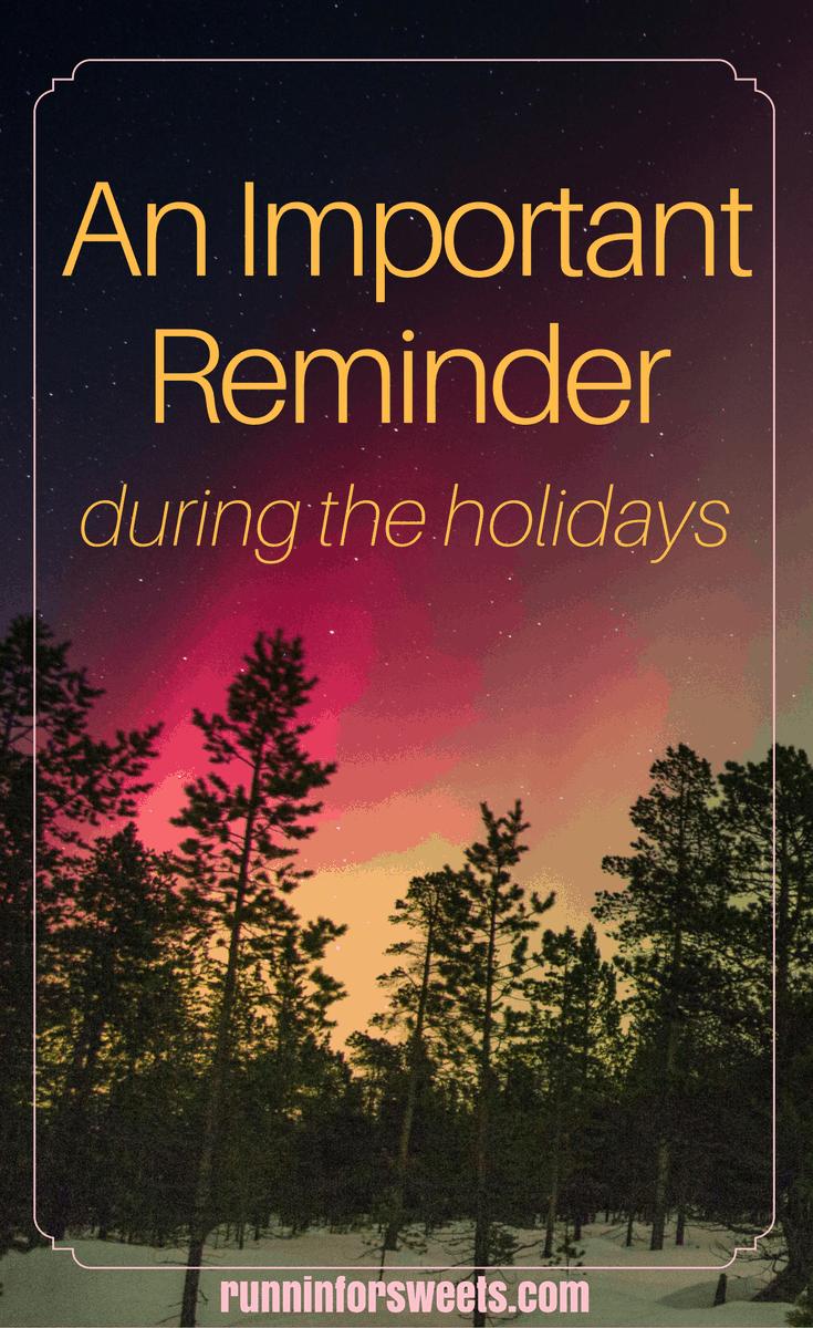 Being Present Reminder