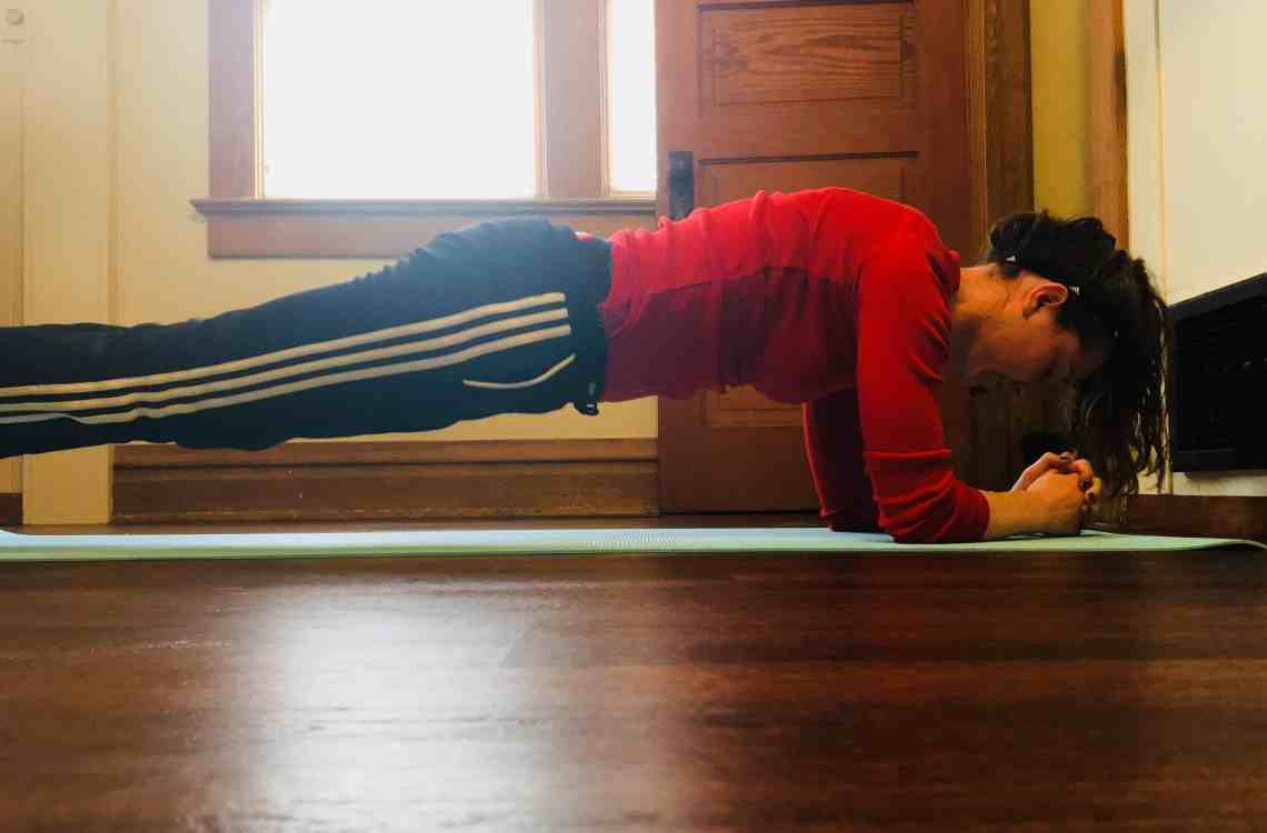 Best Workouts 30 Day Plank Challenge