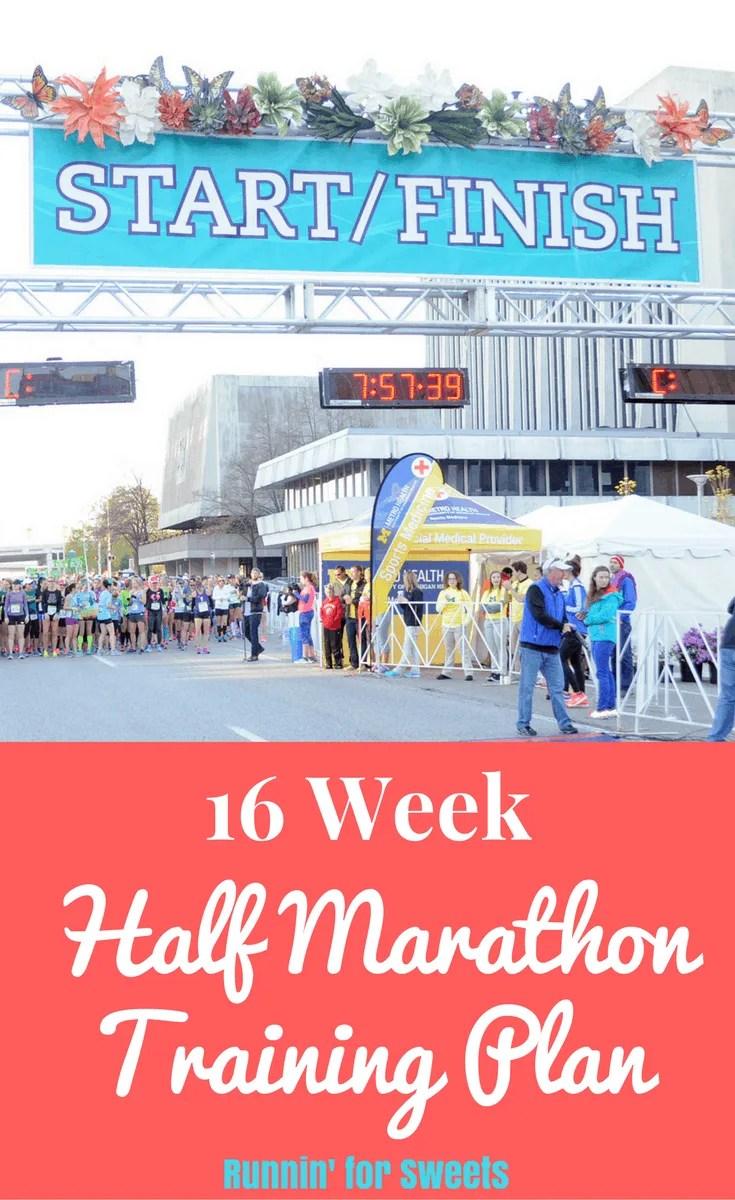 Half Marathon Training Plan